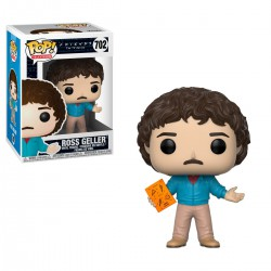 Funko POP TV: Friends 80's Hair - Ross Geller