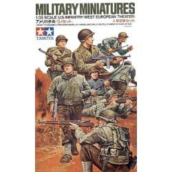 Tamiya 35048 1:35 U.S. Infantry European Theater