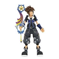 Figurka Kingdom Hearts 3 Select Action Figure Wisdom Form Toy Story Sora 18 cm