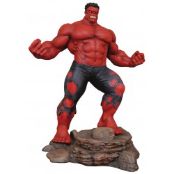 Figurka Marvel Gallery PVC Diorama Red Hulk 25 cm