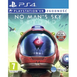 No Man's Sky Beyond VR Ps4