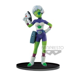 Figurka Dragon Ball Super BWFC PVC Statue Special Cheelai 17 cm