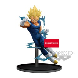 Figurka Dragon Ball Z Dokkan Battle PVC Statue Majin Vegeta 14 cm
