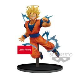 Figurka Dragon Ball Z Dokkan Battle PVC Statue Super Saiyan 2 Goku 15 cm