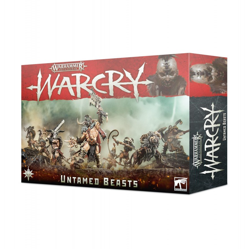 Warcry: Untemed Beasts