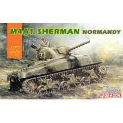 Dragon 7568 1:72 M4A1 Sherman