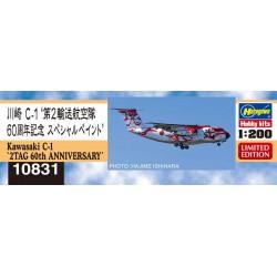 Hasegawa 10831 Kawasaki C-1...