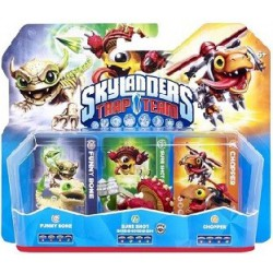 SKYLANDERS TRAP TEAM TRIPLE...