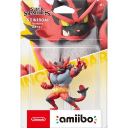 Amiibo Smash Incineroar