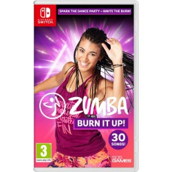 Zumba: Burn It Up! Switch