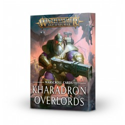 Warscroll Cards: Kharadron...