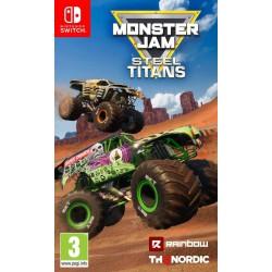 Monster Jam: Steel Titans...