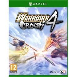 Warriors Orochi 4 Ultimate...