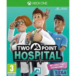 Two Point Hospital Xbxo One