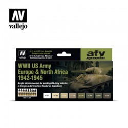 Vallejo 71625 WWII US Army...