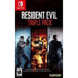 Resident Evil Triple Pack...