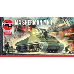 Airfix 01303V 1:76 Sherman...