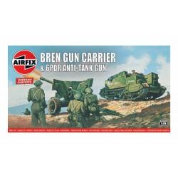 Airfix 01309V 1:76 Bren Gun...