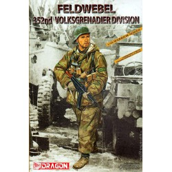 Dragon 1629 1:16 Feldwebel...