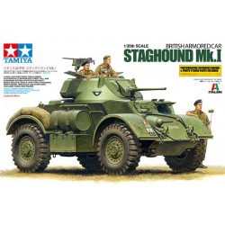 Tamiya 89770 1:35 Staghound...