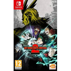 My Hero One's Justice 2 Switch