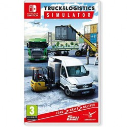 Truck & Logistics simulator...
