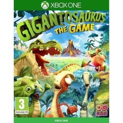Gigantosaurus The Game Xbox...