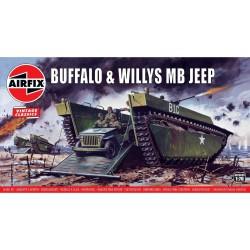 Airfix 02302V 1:76 Buffalo...
