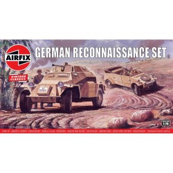 Airfix 02312V 1:76 German...