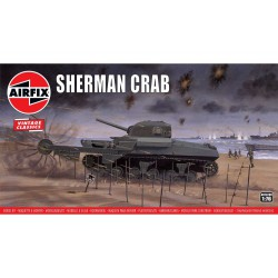 Airfix 02320V 1:76 Sherman...