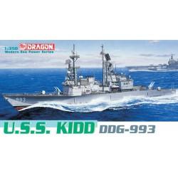 Dragon 1014 1:350 U.S.S....