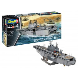 Revell 05170 1:720 Assault...