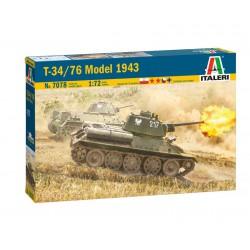 Italeri 7078 1:72 T-34/76...
