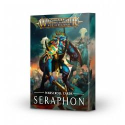 Warscroll Cards: Seraphon...