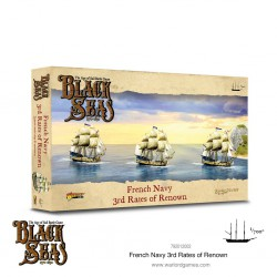 Black Seas French Navy 3rd...