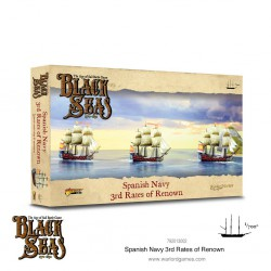 Black Seas Spanish Navy 3rd...