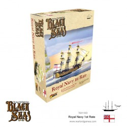 Black Seas Royal Navy 1st Rate
