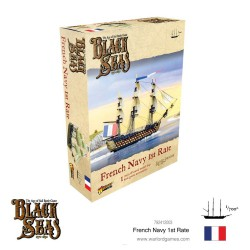 Black Seas Fench Navy 1st Rate