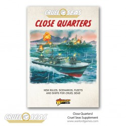 Cruel Seas Close Quarters!