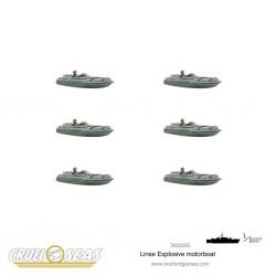 Cruel Seas: Linse Explosive...