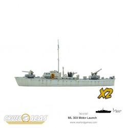 Cruel Seas: ML 303 Motor...