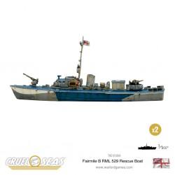 Cruel Seas: Fairmile B RML...