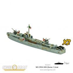 Cruel Seas: M5 CRDA 60t...