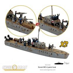 Cruel Seas: Soviet MO-4...