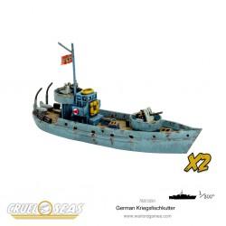 Cruel Seas: German...