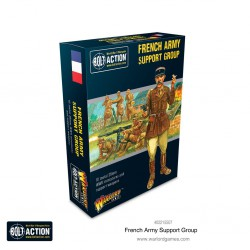 Bolt Action French Army...