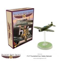 Blood Red Skies P-47...