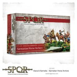 SPQR Sarmatian Horse Archers