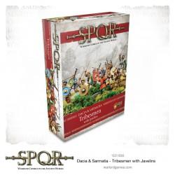 SPQR Dacian Tribesmen with...