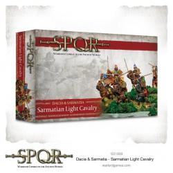 SPQR Sarmatian Light Cavalry